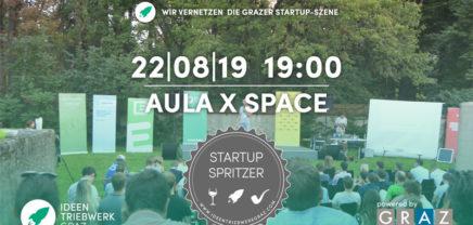 Startup Spritzer #57 by IdeenTriebwerk Graz