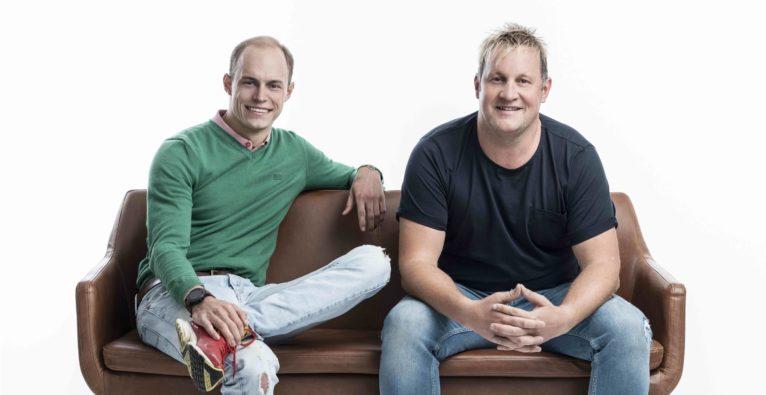 Greenstorm: Co-Founder Philipp Zimmermann und Geschäftsführer Richard Hirschhuber - neuer Marktplatz für E-Bikes