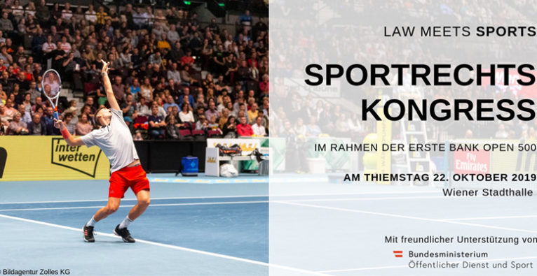 Law meets Sport | Sportrechtskongress