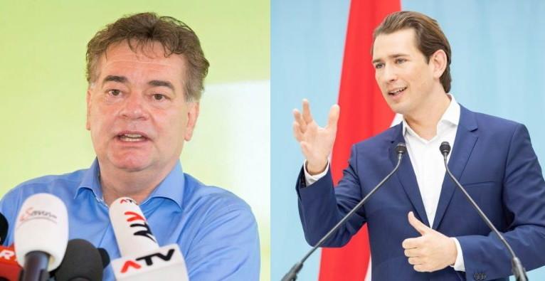 Eine mögliche Koalition ÖVP-Grüne baut auf starken Differenzen in der Wirtschaftspolitik auf
