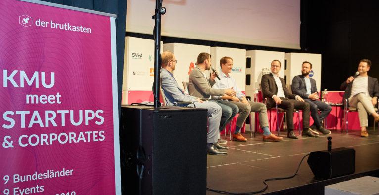 Startups und KMU & Corporates: So gelingt die Anbahnung