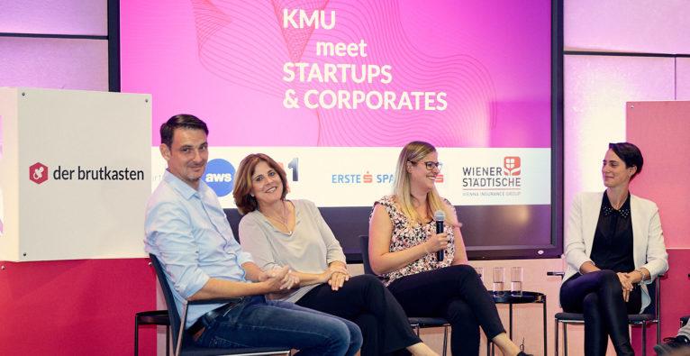 KMU oder Corporates - was sind die besseren Partner für Startups?