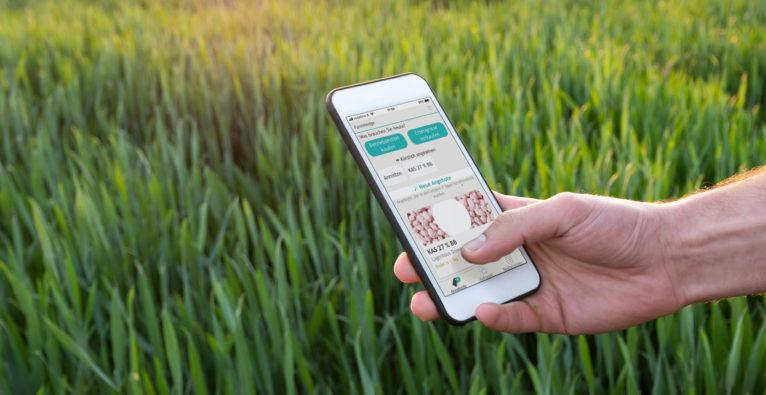 Farmhedge, landwirte, App, Lagerhäuser
