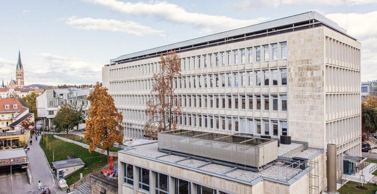 Science Park Graz - hier findet die GründerInnenberatung der Steiermärkischen Notariatskammer statt