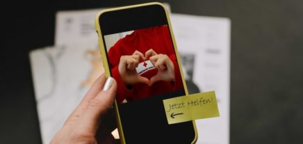 Rotes Kreuz: Conda-Whitelabel-Lösung für Online-Spenden