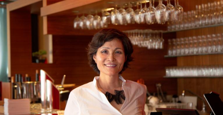 Akakiko: Gründerin und CEO Mi-Ja Chun