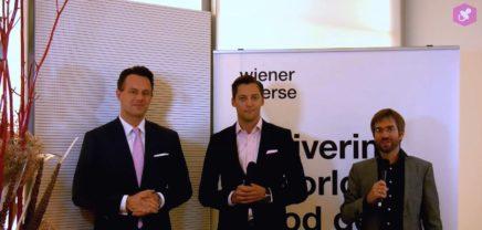 Interview mit Christoph Boschan (Wiener Börse) und Dominik Hojas (Börsianer)