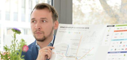 0,6 Prozent der Grazer arbeiten für Startups