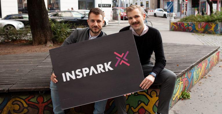 Startup-Gründer Thomas Körbler und Gregor Kastner digitalisieren Büroarbeit