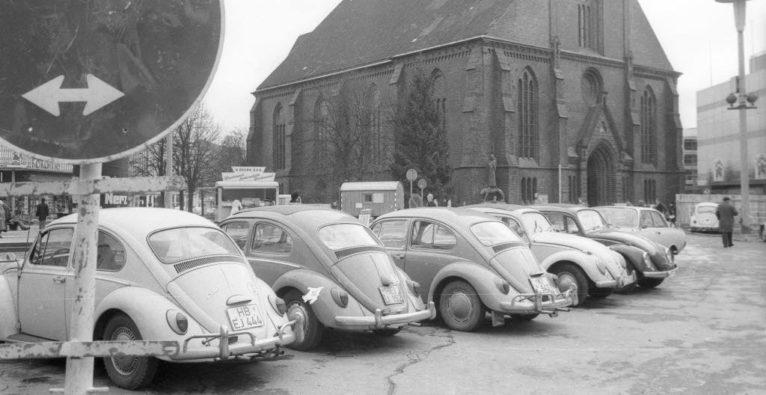Der Wettlauf zum Käfer des E-Auto-Zeitalters beginnt