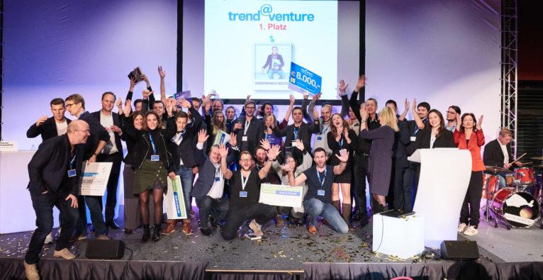 trend@venture sucht das beste Startup des Jahres 2019 – jetzt bewerben!
