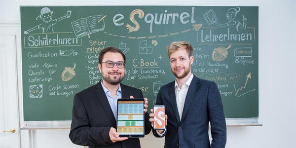 eSquirrel Gründer