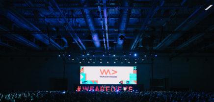 WeAreDevelopers World Congress: Die weltweit größte Entwicklerkonferenz findet wieder in Berlin statt