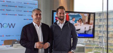 Erste Bank und Conda launchen neues Finanzierungstool für Startups und KMU