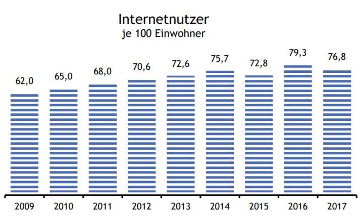 Internet Ungarn