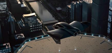 Porsche und Boeing wollen gemeinsam den Lufttaxi-Markt erobern
