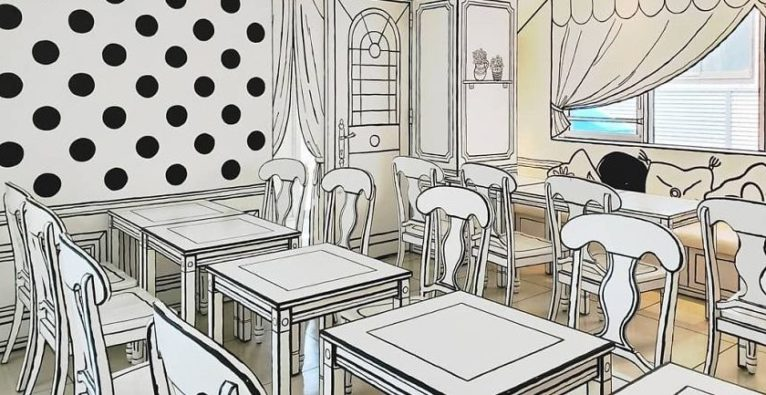 2D-Cafe, 2D, Japan, Tokio, Comic, Anime, Manga