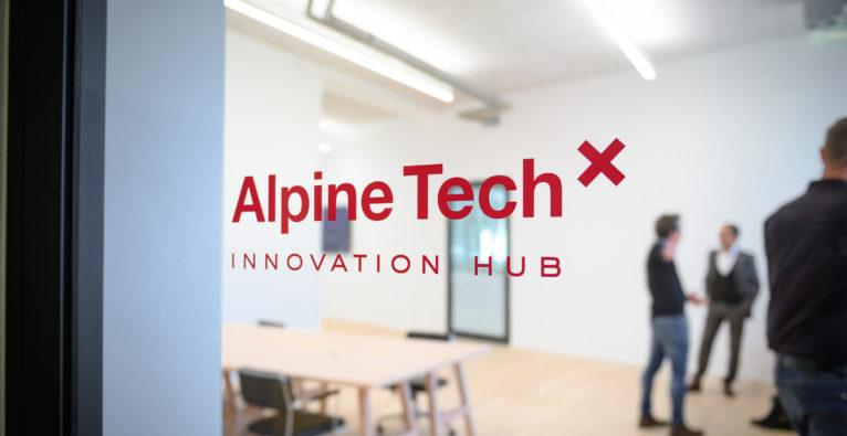 Der neue Alpine Tech Innovation Hub in der Werkstätte Wattens