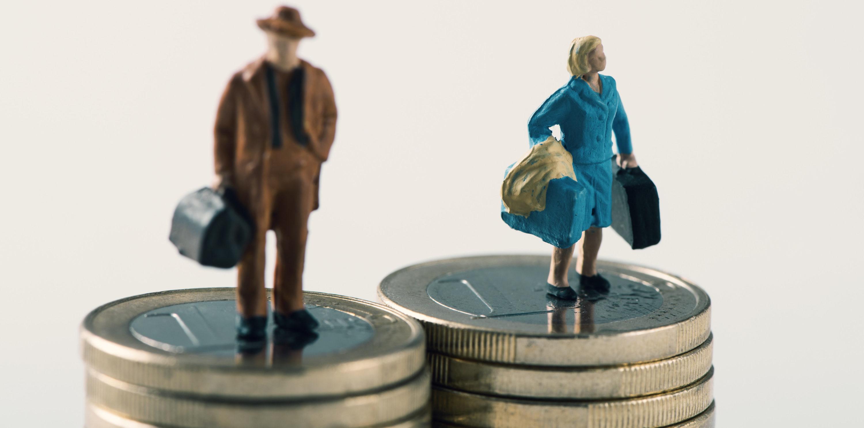 Equal Pay Day, Lohn, Gehälter, Löhne, Frauen