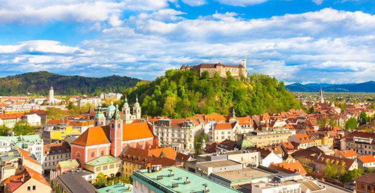 Ljubljana Slowenien - Tech-Hotspots im CEE-Raum
