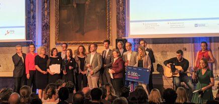 Das sind die Gewinner des Gründerpreis PHÖNIX 2019