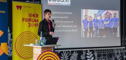 OKR Forum 2019: Wie Unternehmen mit OKRs ihre Ziele erreichen