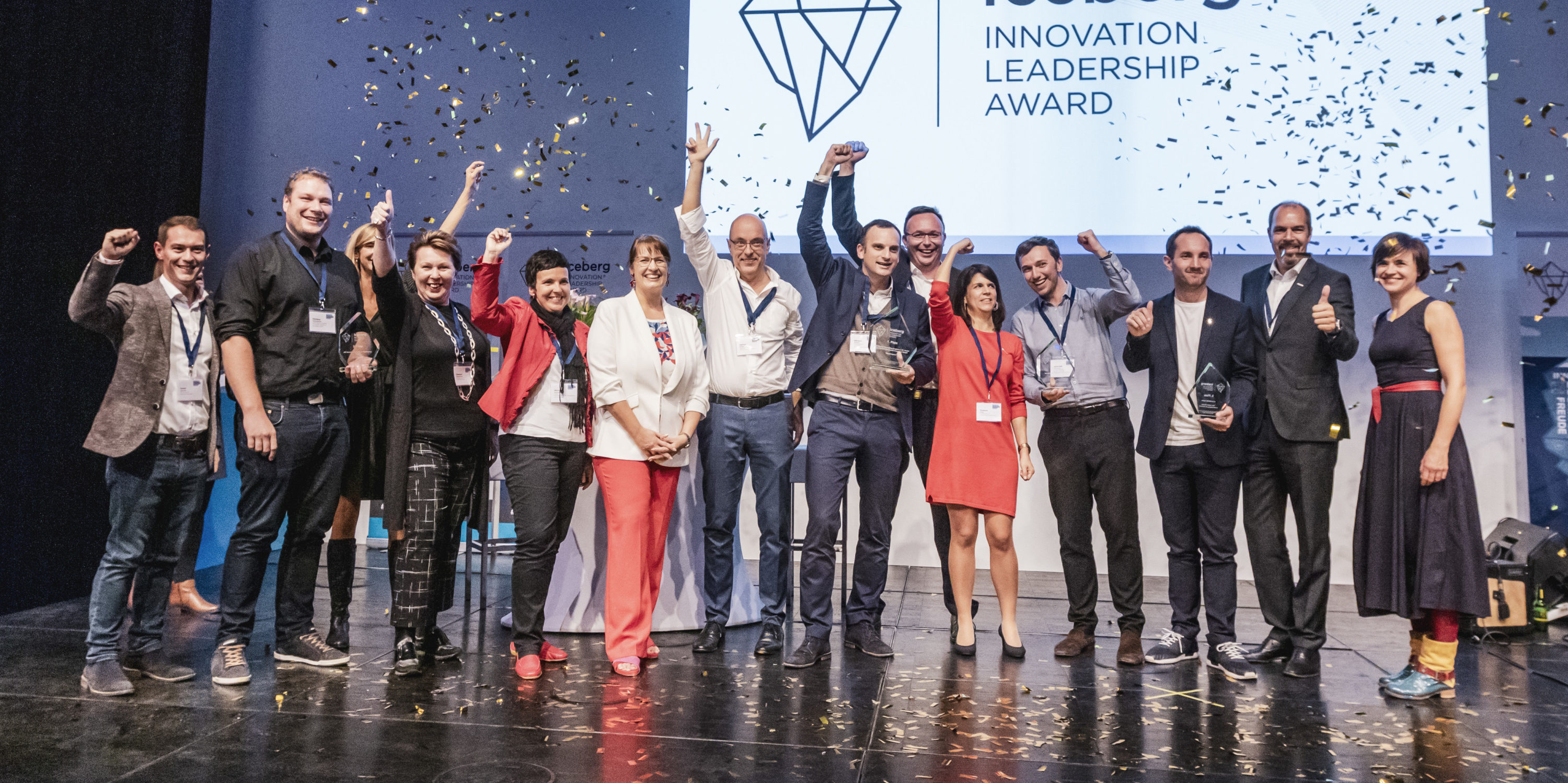 ICEBERG innovation leadership award