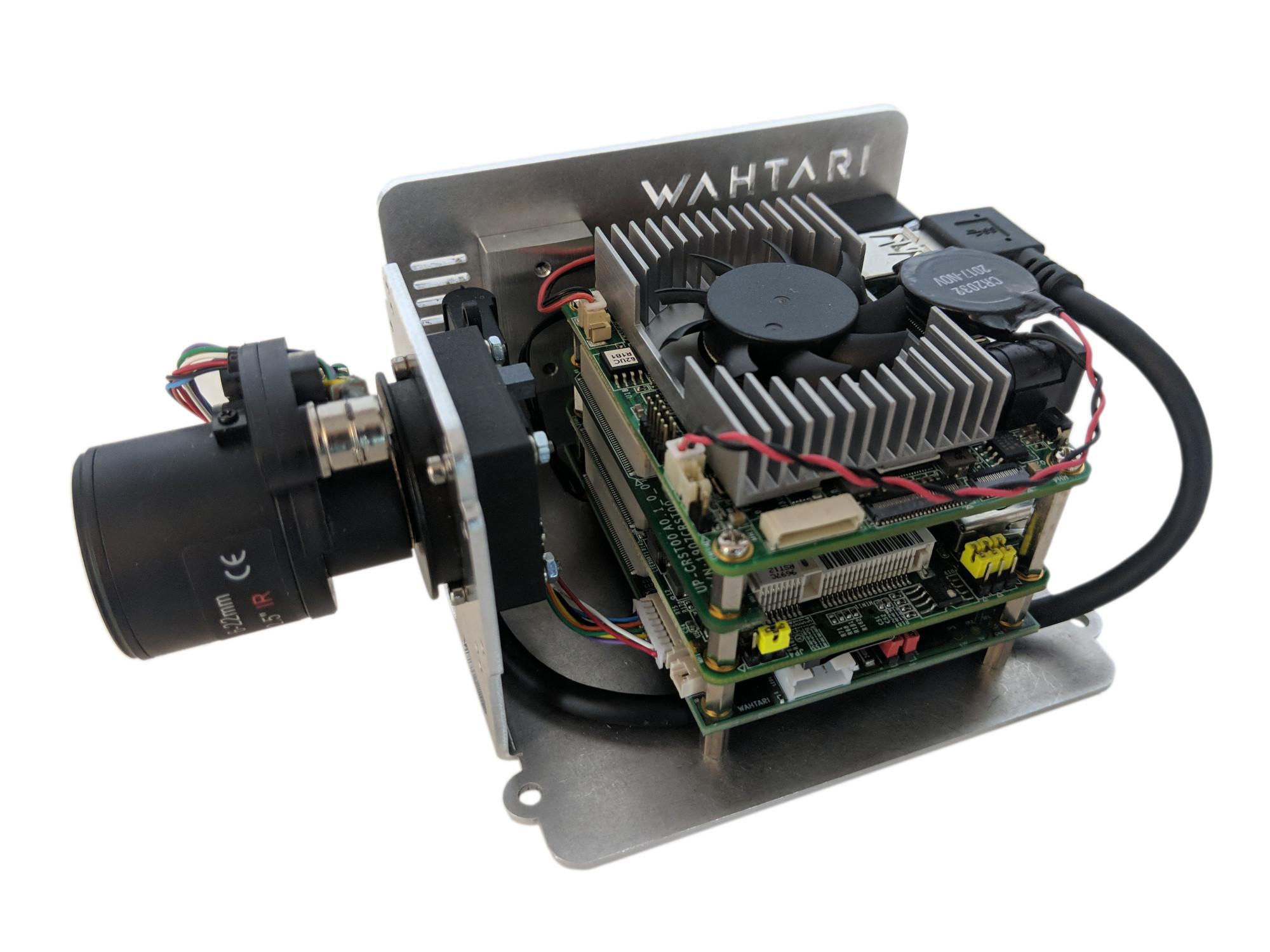Wahtari: Die SmartCam des Unternehmens