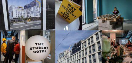 The Student Hotel: Erste Eindrücke des neuen Wohnheims mit Coworking-Space