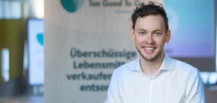 """""""Too good to go"""": App gegen Lebensmittelverschwendung launcht in Linz"""