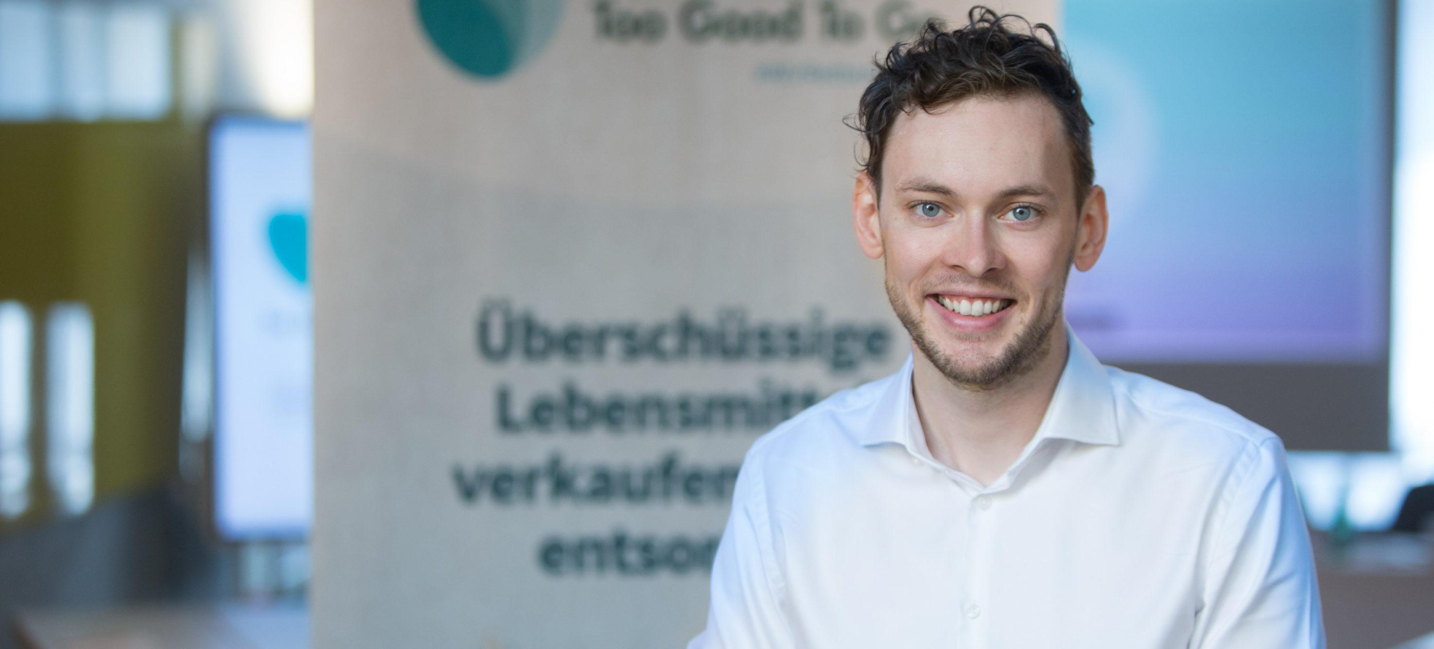 Too good to go, App, Lebensmittelverschwendung, Wien, Linz, Georg Strasser