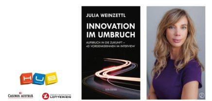 """Buchpräsentation: """"INNOVATION IM UMBRUCH"""""""