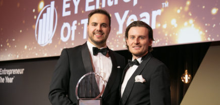 EY Startup-Entrepreneurs of the Year: Bitpanda vor PlanRadar und Storebox