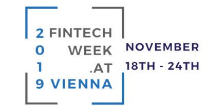 FinTechWeek Vienna 2019 // FTWV'19