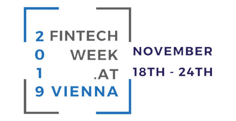 FinTechWeek Vienna 2019