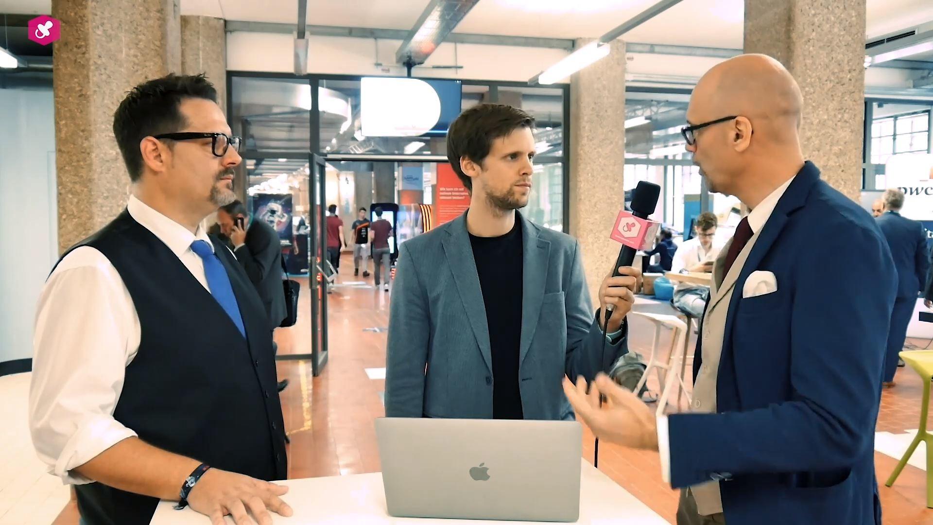 Mario Kwas und Gernot Hutter über die Ausbildung zum Intrapreneur
