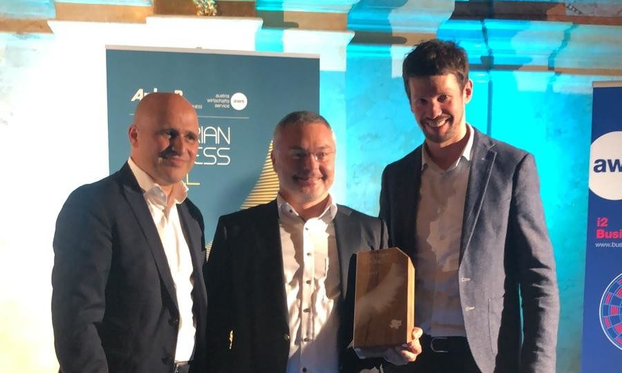 Markus Ertler ist Business Angel of the Year 2019