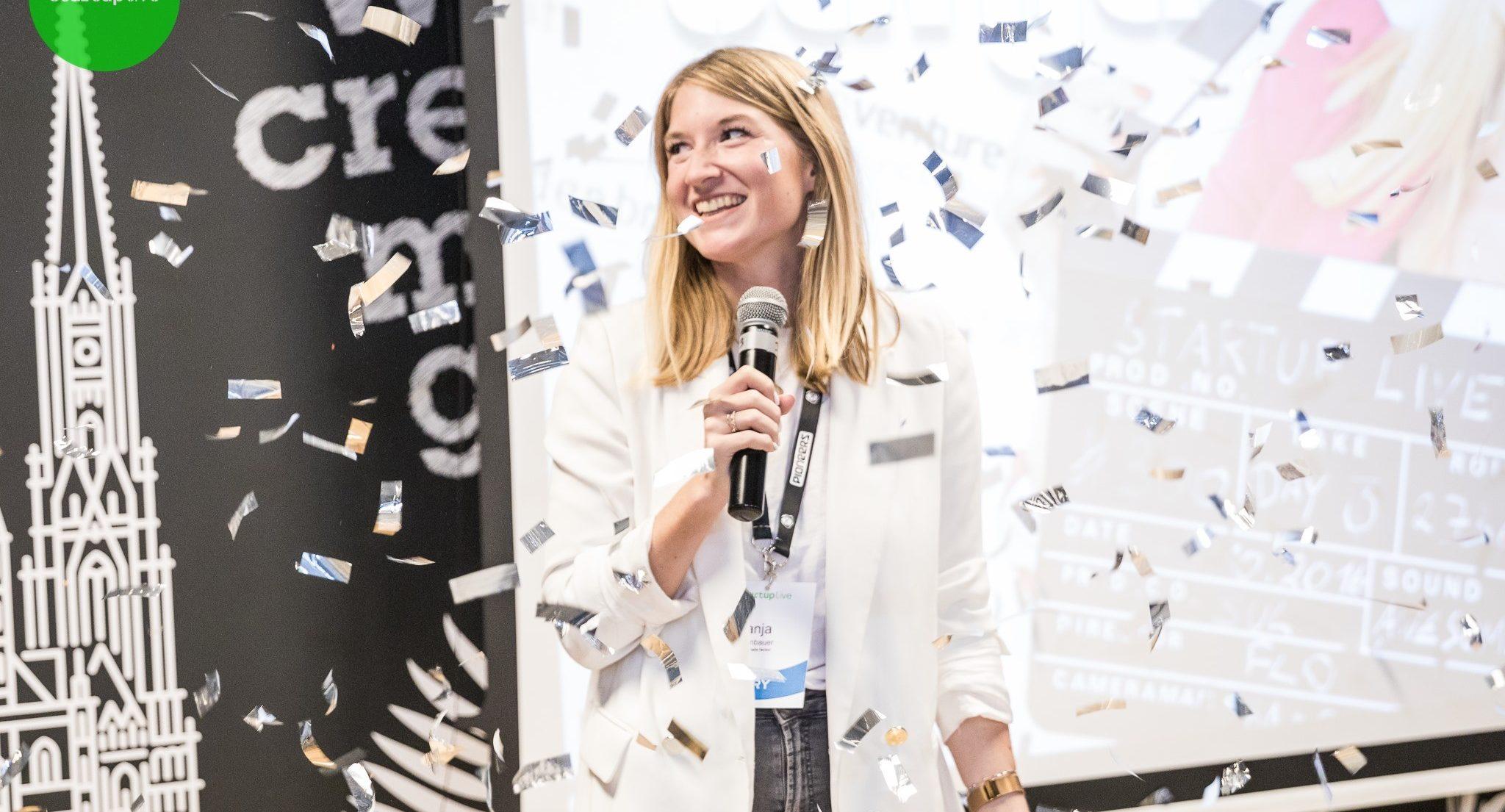 Startup Live: Tanja Sternbauer
