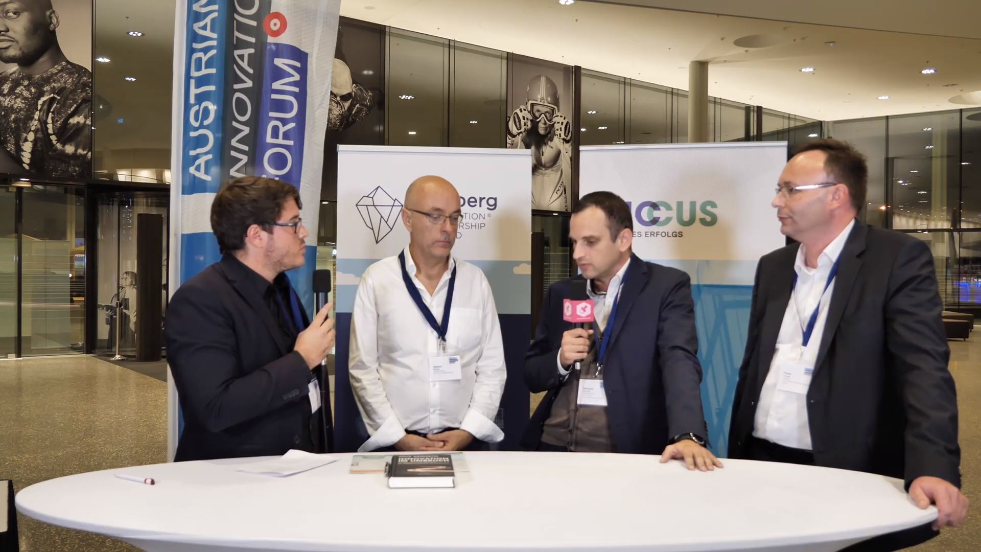 AIF Gewinner - Iceberg Innovation Leadership Award
