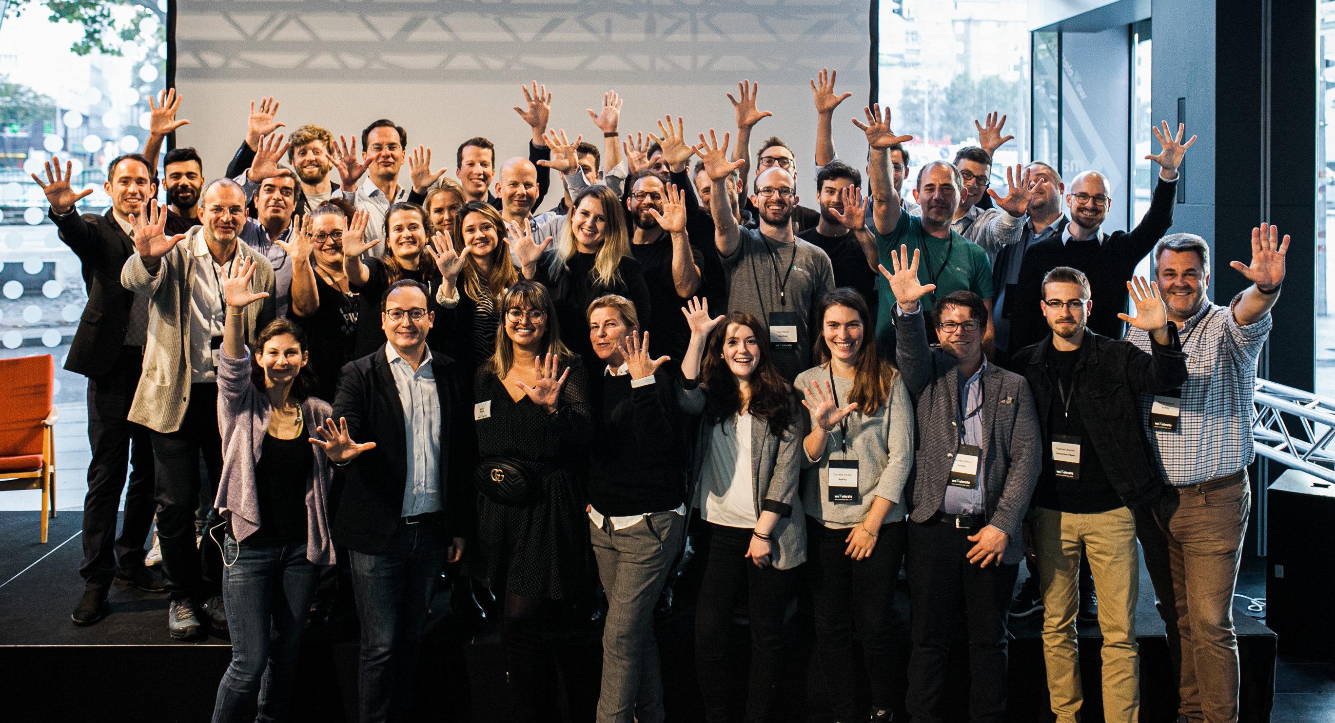 weXelerate Batch 5: Die teilnehmenden Startups