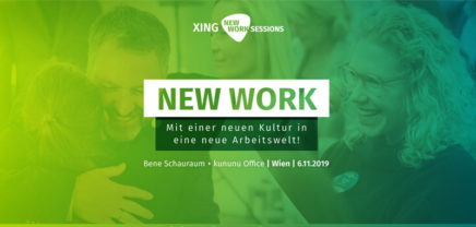 New Work Sessions Wien by XING