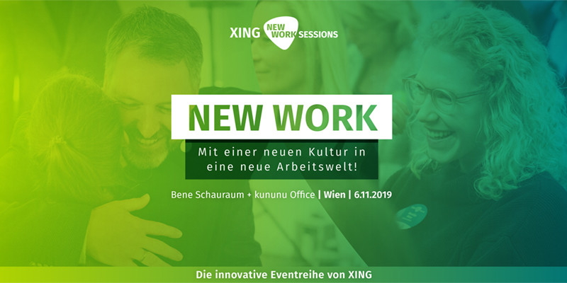 New Work Sessions by XING