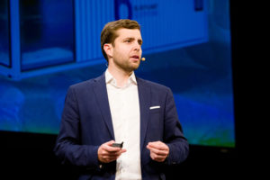 (c) Blue Planet Ecosystems: Co-Founder und CEO Paul Schmitzberger