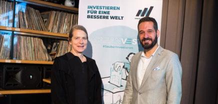 Cleanvest: Allianz Vorsorgekasse und Wikifolio als erste B2B-Kunden