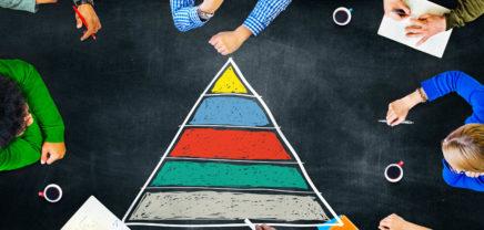 Was Maslows Bedürfnispyramide mit glücklichen Mitarbeitern zu tun hat