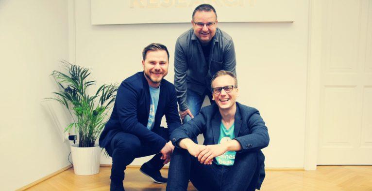Das Business Beat-Kernteam