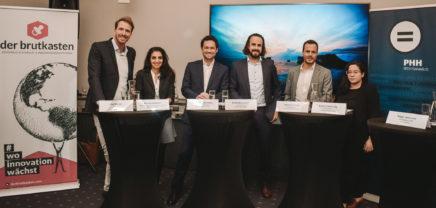 """Legal Tech Roundtable: """"Den Faktor Mensch wird es auch in Zukunft geben"""""""
