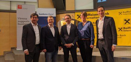 """FinTech Week Vienna: """"Wien erlebt die zweite FinTech-Welle"""""""