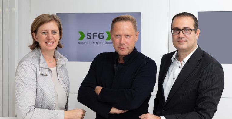 SFG setzt verstärkt auf Startup-Investments
