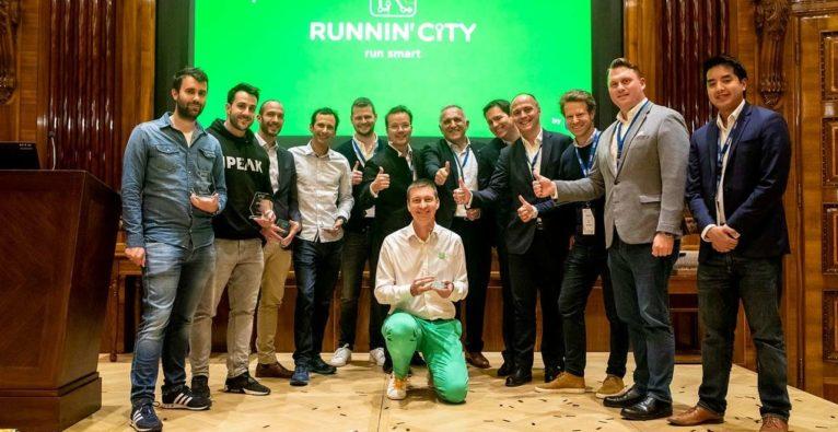 Die Finalisten des European SportsTech Award